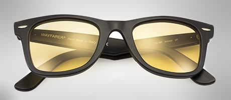 Ray-Ban Remix LTD Wayfarer Ambermatic 1