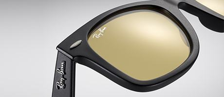 Ray-Ban Remix LTD Wayfarer Ambermatic 2