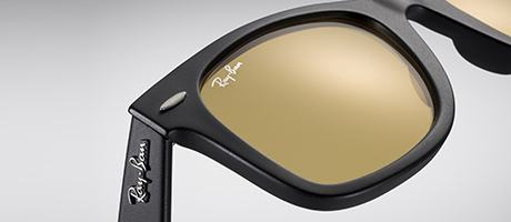 Ray-Ban Remix LTD Wayfarer Ambermatic 3