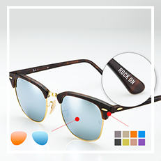 buy ray ban usa  ray ban clubmaster custom sunglasses