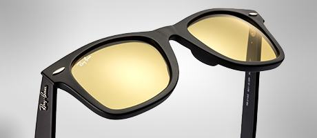 Ray-Ban Remix LTD Wayfarer Ambermatic 6