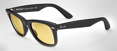Ray-Ban Remix LTD Wayfarer Ambermatic 7