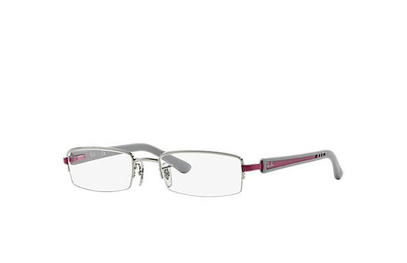Ray-Ban 0RX6232 - RB6232 Silver OPTICAL