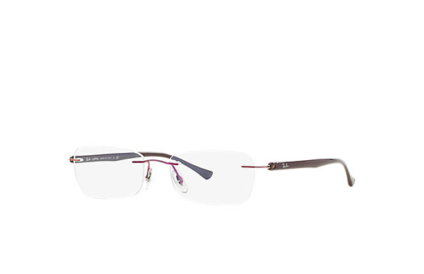 Ray-Ban 0RX8693 - RB8693 Pink OPTICAL