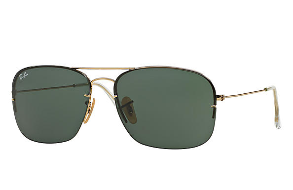 Ray-Ban 0RB3482 - RB3482 Gold SUN