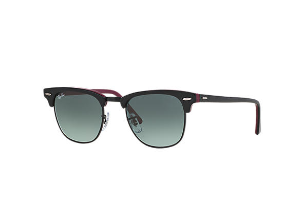 Ray-Ban 0RB3016 - CLUBMASTER COLOR MIX Noir SUN