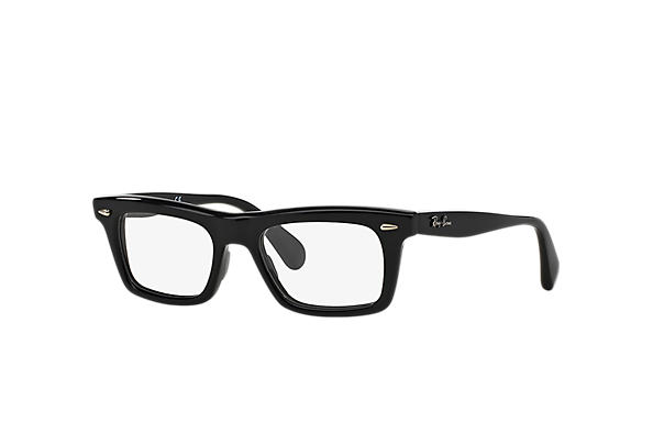 Ray-Ban 0RX5278 - RB5278 Noir OPTICAL