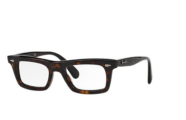 Ray-Ban 0RX5278 - RB5278 Tortoise OPTICAL