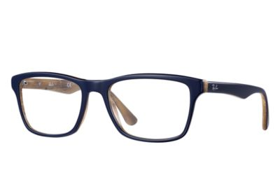 Ray Ban Glasses Frames Rx5279 : Ray-Ban RB5279 Blue Ray-Ban USA