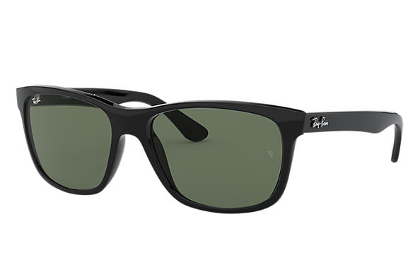 Ray-Ban 0RB4181 - RB4181 Black SUN