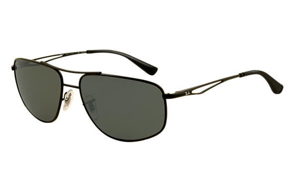Ray-Ban 0RB3490 - RB3490 Black SUN