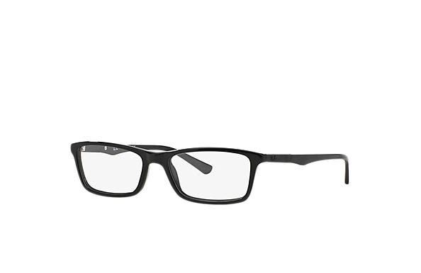 Ray-Ban 0RX5284 - RB5284 Noir OPTICAL