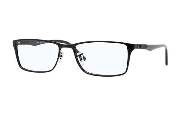 Ray-Ban 0RX6248 - RB6248 Noir OPTICAL
