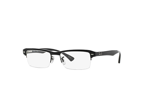Ray-Ban 0RX7014 - RB7014 Noir OPTICAL