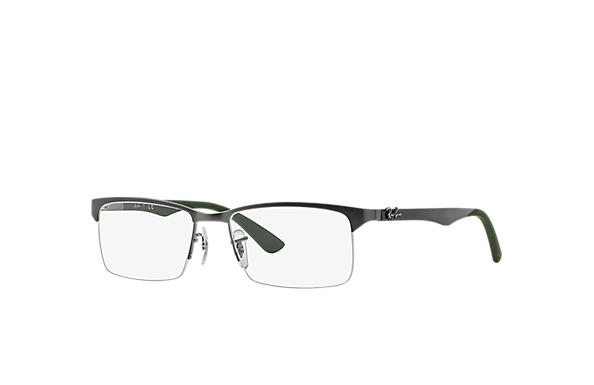 Ray-Ban 0RX8411 - RB8411 Grey OPTICAL