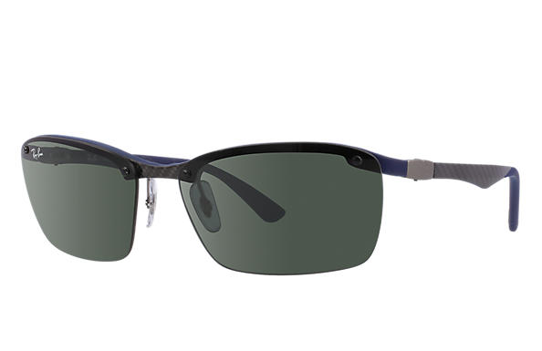 Ray-Ban 0RB8312 - RB8312 Argento SUN