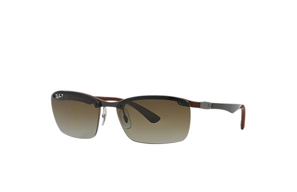Ray-Ban 0RB8312 - RB8312 Grey SUN