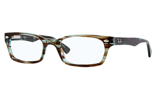 Ray-Ban 0RX5150 - RB5150 Brown OPTICAL