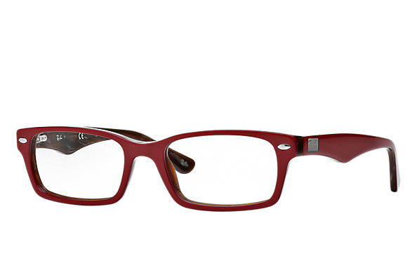 Ray-Ban 0RX5206 - RB5206 Red OPTICAL