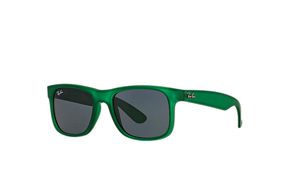 Ray-Ban 0RB4165 - JUSTIN COLOR MIX Green SUN