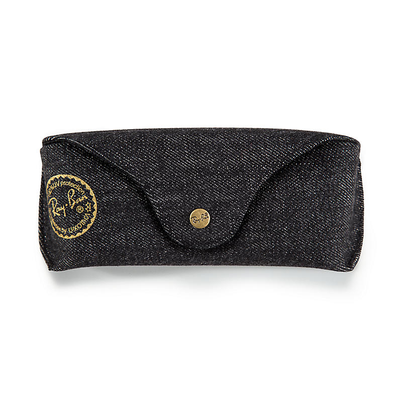 Ray Ban Special edition denim case Unisex - RBCOM58