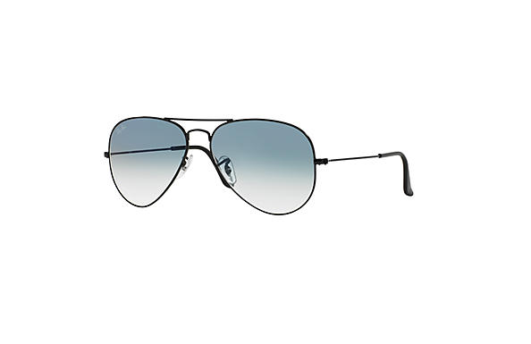 Ray-Ban 0RB3025 - AVIATOR GRADIENT Black SUN