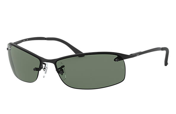 Ray-Ban 0RB3183 - RB3183 Black SUN