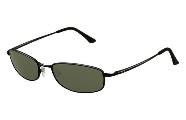 Ray-Ban 0RB3198 - RB3198 Black SUN