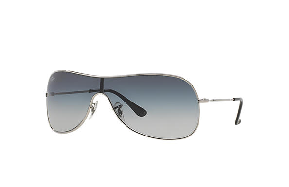 Ray-Ban 0RB3211 - RB3211 Silver SUN