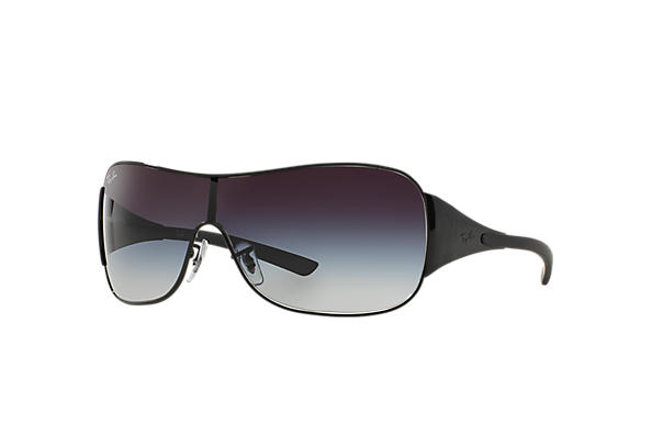 Ray-Ban 0RB3321 - RB3321 Black SUN