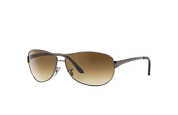 Ray-Ban 0RB3342 - WARRIOR Gunmetal SUN