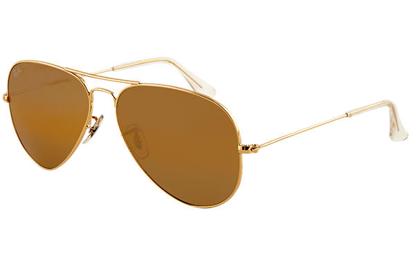 Ray-Ban 0RB3025 - AVIATOR CLASSIC Gold SUN