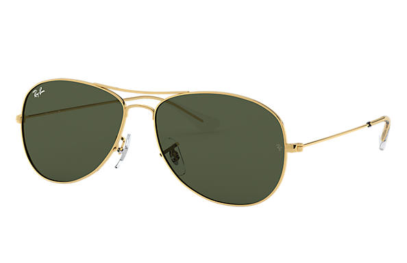 Ray-Ban 0RB3362 - COCKPIT Or SUN
