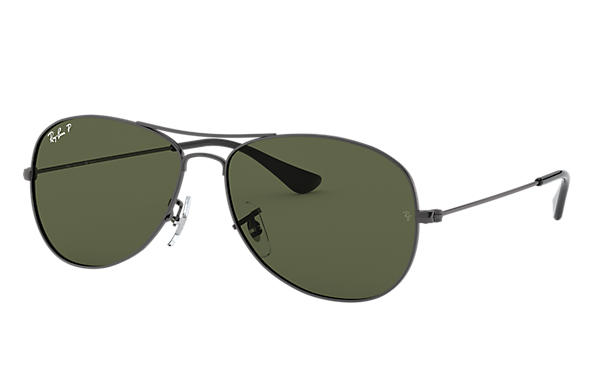 Ray-Ban 0RB3362 - COCKPIT Gunmetal SUN