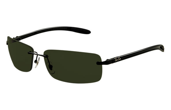 Ray-Ban 0RB8304 - RB8304 Black SUN