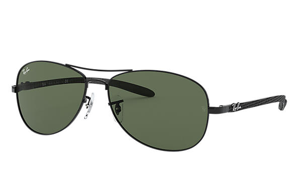 Ray-Ban 0RB8301 - RB8301 Black SUN