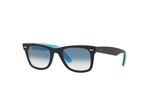 Ray-Ban 0RB2140 - ORIGINAL WAYFARER COLOR MIX Black SUN