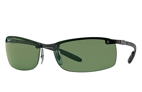 Ray-Ban 0RB8305 - RB8305 Black SUN