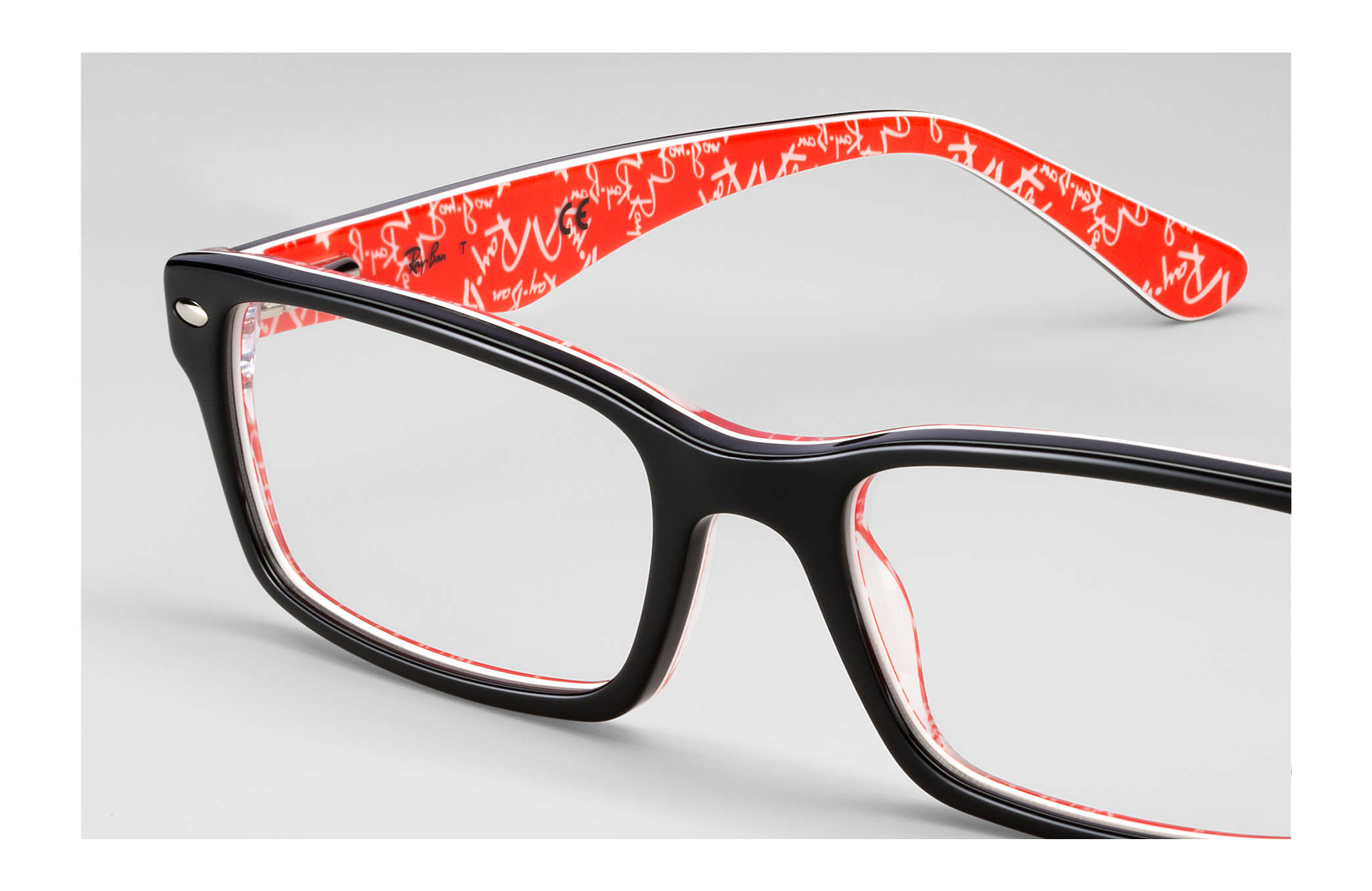 Ray Ban Red And Black Frames « Heritage Malta