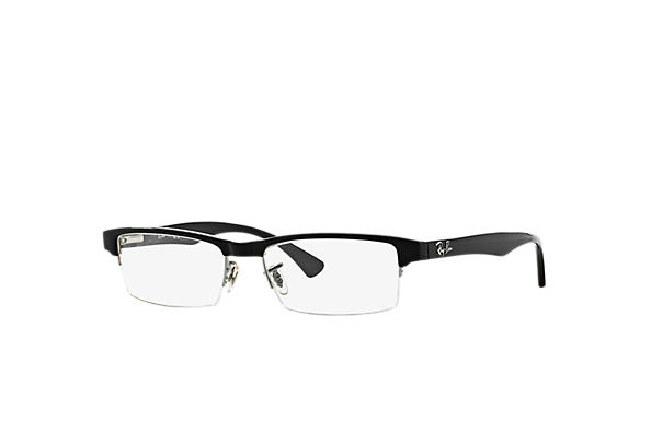 Ray-Ban 0RX7012 - RB7012 Black OPTICAL