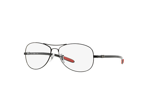 Ray-Ban 0RX8403 - RB8403 Schwarz OPTICAL