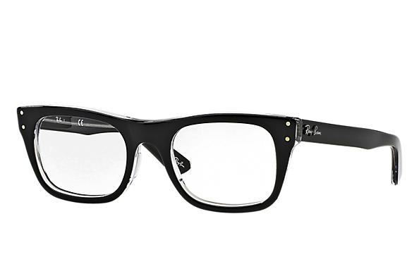 Ray-Ban 0RX5227 - RB5227 Nero OPTICAL
