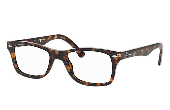 Ray-Ban 0RX5228 - RB5228 TORTOISE OPTICAL