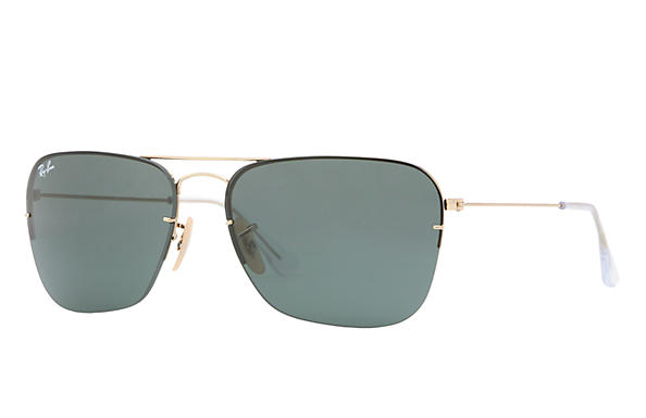 Ray-Ban 0RB3461 - RB3461 Gold SUN