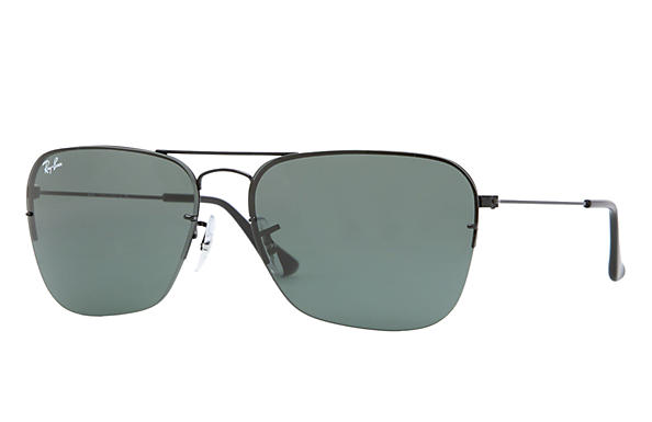 Ray-Ban 0RB3461 - RB3461 Black SUN