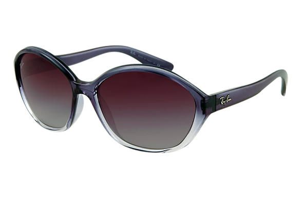 Ray-Ban 0RB4164 - RB4164 Blue SUN