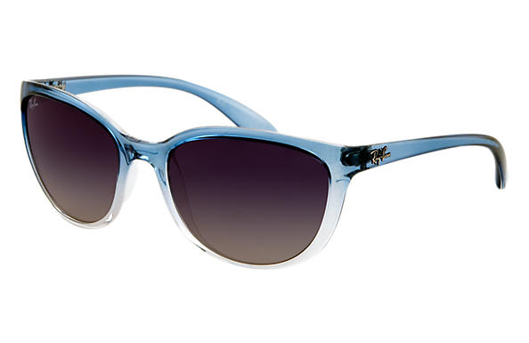 Ray-Ban 0RB4167 - EMMA Light Blue SUN