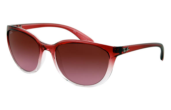 Ray-Ban 0RB4167 - EMMA Red SUN