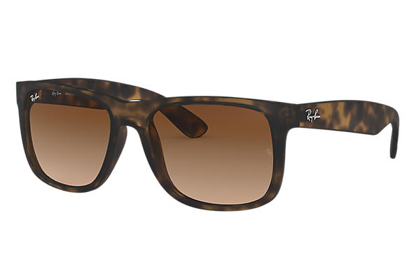 Ray-Ban 0RB4165 - JUSTIN CLASSIC Tortoise SUN