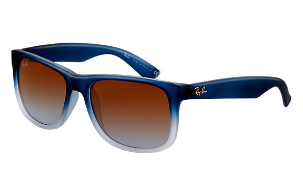 Ray-Ban 0RB4165 - JUSTIN COLOR MIX Blue SUN